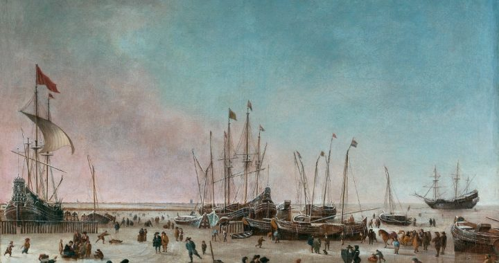 El paisaje nórdico en el Prado.