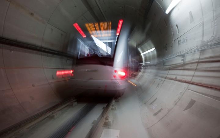 Zoido reabre el debate sobre el metro ¿en superficie?