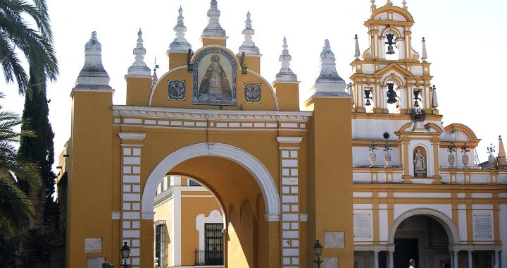 Peatonalización del entorno de la Basílica de la Macarena