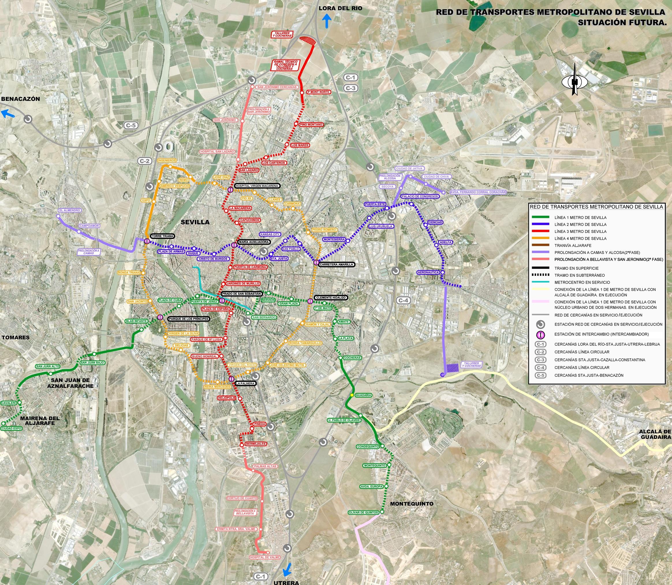 Preguntas y respuestas sobre la red de metro (y la Línea 3)