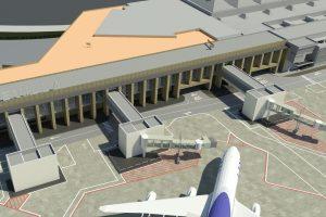 Reforma y ampliación del Aeropuerto de Sevilla