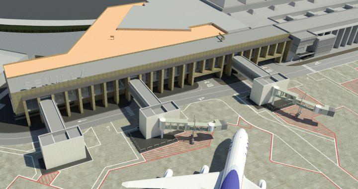 Adjudicadas las obras de reforma y ampliación del Aeropuerto