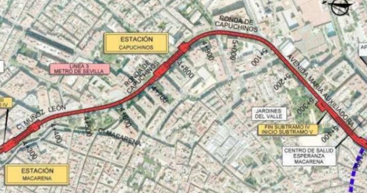 Linea 3 – Hacia una autentica red de Metro en Sevilla