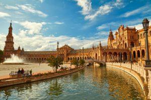 Plan 8: Impacto Turismo Sevilla